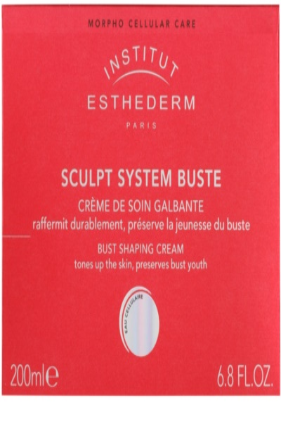 Institut Esthederm Sculpt System crema reafirmante de busto 2