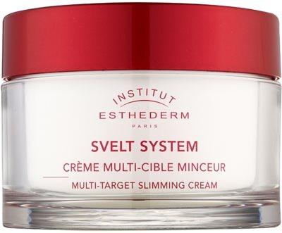 Institut Esthederm Svelt System crema reductora anticelulítica para reafirmar la piel
