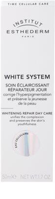 Institut Esthederm White System зволожуючий денний крем з відбілюючим ефектом 2