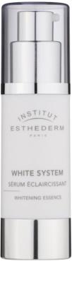 Institut Esthederm White System sérum branqueador intenso para unificar o tom da pele