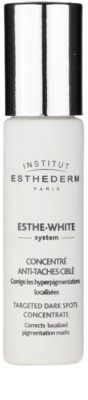 Institut Esthederm Esthe-White System sérum blanqueador para el tratamiento local