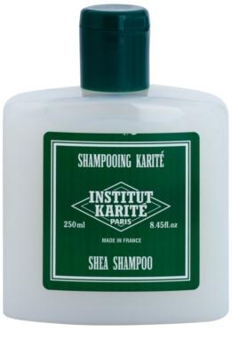 Institut Karité Paris Hair Care hajsampon a hidratálásért és a fényért