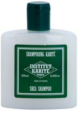 Institut Karité Paris Hair Care vlasový šampon pro hydrataci a lesk