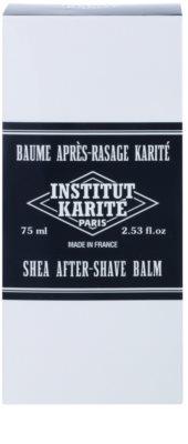 Institut Karité Paris Men borotválkozás utáni balzsam kisimító hatással 2