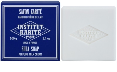 Institut Karité Paris Milk Cream sapun solid unt de shea 1