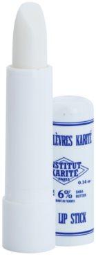 Institut Karité Paris Original balzam na pery bez parfumácie 1