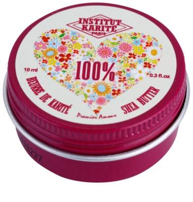 Institut Karité Paris Premier Amour 100% manteiga da bambu para rosto, corpo e cabelo