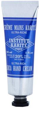 Institut Karité Paris Ultra-Rich crema hranitoare de maini