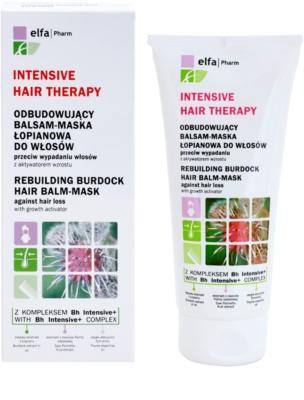 Intensive Hair Therapy Bh Intensive+ balzam proti izpadanju las z rastnim aktivatorjem 1