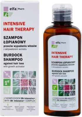Intensive Hair Therapy Bh Intensive+ šampon proti padání vlasů s růstovým aktivátorem 1