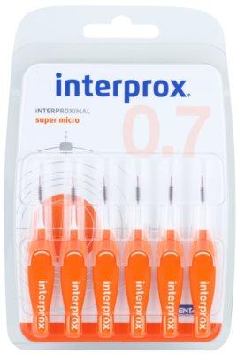 Interprox 4G Super Micro fleksibilne medzobne ščetke 6 ks