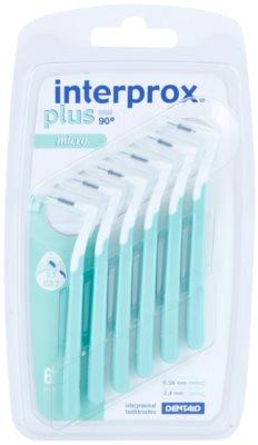 Interprox Plus 90° Micro escovas interdentais 6 pçs
