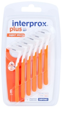 Interprox Plus 90° Super Micro cepillos interdentales 6 uds