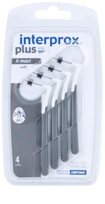 Interprox Plus 90° X-Max mezizubní kónické kartáčky soft 4 ks