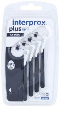 Interprox Plus 90° XX-Maxi stożkowe szczoteczki międzyzębowe 4 szt.
