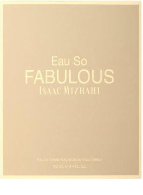 Isaac Mizrahi Eau So Fabulous Eau de Toilette für Damen 1