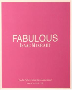 Isaac Mizrahi Fabulous Eau De Parfum pentru femei 1