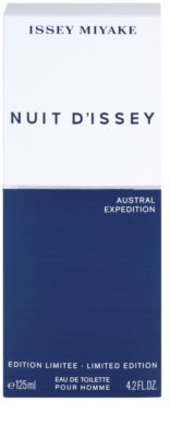 Issey Miyake Nuit d'Issey Austral Expedition Eau de Toilette para homens 4