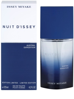 Issey Miyake Nuit d'Issey Austral Expedition Eau de Toilette para homens