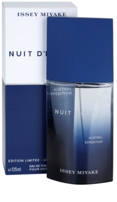 Issey Miyake Nuit d'Issey Austral Expedition Eau de Toilette para homens 1