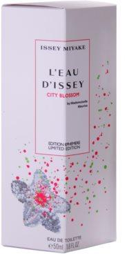 Issey Miyake L'Eau D'Issey City Blossom woda toaletowa dla kobiet 4