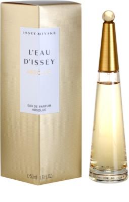 Issey Miyake L'Eau D'Issey Absolue Eau de Parfum para mulheres