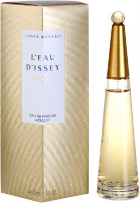 Issey Miyake L'Eau D'Issey Absolue parfémovaná voda pro ženy