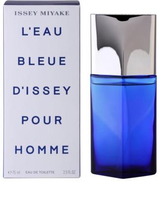 Issey Miyake L'Eau D'Issey Blue Pour Homme woda toaletowa dla mężczyzn