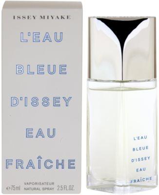 Issey Miyake   L'Eau D'Issey Blue Pour Homme Fraiche Eau de Toilette pentru barbati