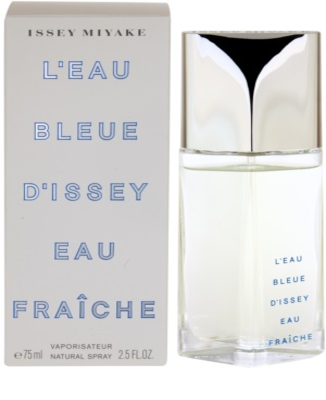 Issey Miyake L'Eau D'Issey Blue Pour Homme Fraiche toaletna voda za moške