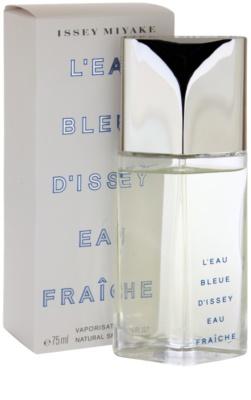 Issey Miyake L'Eau D'Issey Blue Pour Homme Fraiche Eau de Toilette para homens 1