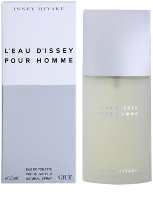 Issey Miyake L'Eau D'Issey Pour Homme toaletná voda pre mužov