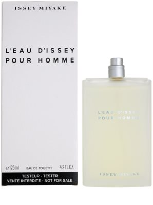 Issey Miyake L'Eau D'Issey Pour Homme тоалетна вода тестер за мъже 1