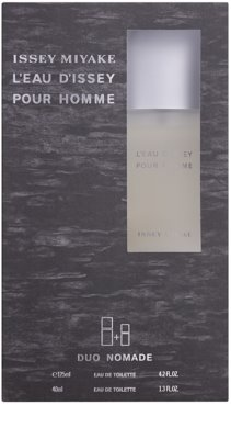 Issey Miyake L'Eau D'Issey Pour Homme coffrets presente