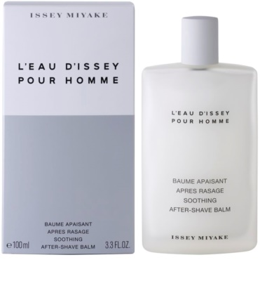 Issey Miyake L'Eau D'Issey Pour Homme bálsamo após barbear para homens