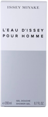 Issey Miyake L'Eau D'Issey Pour Homme душ гел за мъже 3