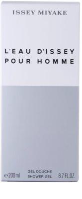 Issey Miyake   L'Eau D'Issey Pour Homme gel de dus pentru barbati 3