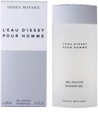 Issey Miyake L'Eau D'Issey Pour Homme gel de ducha para hombre