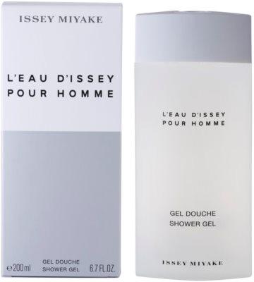 Issey Miyake L'Eau D'Issey Pour Homme gel de duche para homens