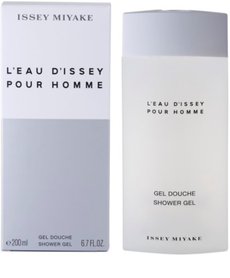 Issey Miyake L'Eau D'Issey Pour Homme sprchový gel pro muže