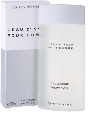 Issey Miyake L'Eau D'Issey Pour Homme душ гел за мъже 1
