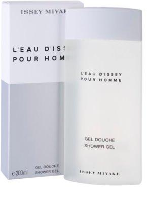 Issey Miyake L'Eau D'Issey Pour Homme gel de ducha para hombre 1