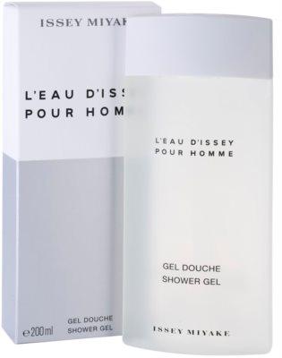 Issey Miyake   L'Eau D'Issey Pour Homme gel de dus pentru barbati 1