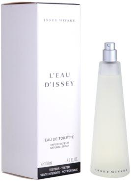 Issey Miyake L'Eau D'Issey туалетна вода тестер для жінок 1