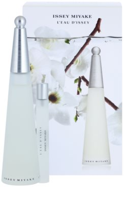 Issey Miyake L'Eau D'Issey zestaw upominkowy