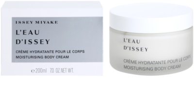 Issey Miyake L'Eau D'Issey creme corporal para mulheres