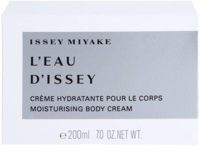 Issey Miyake   L'Eau D'Issey crema de corp pentru femei 3