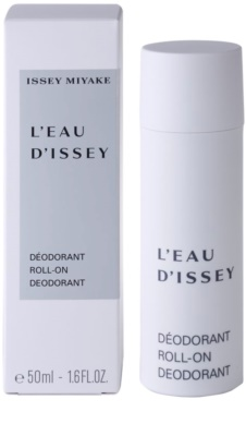 Issey Miyake L'Eau D'Issey deodorant Roll-on para mulheres