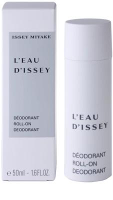 Issey Miyake   L'Eau D'Issey deodorant roll-on pentru femei
