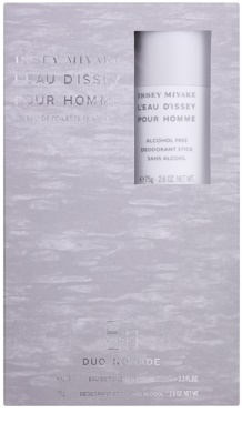 Issey Miyake L´ Eau D´ Issey Pour Homme Fraiche zestawy upominkowe